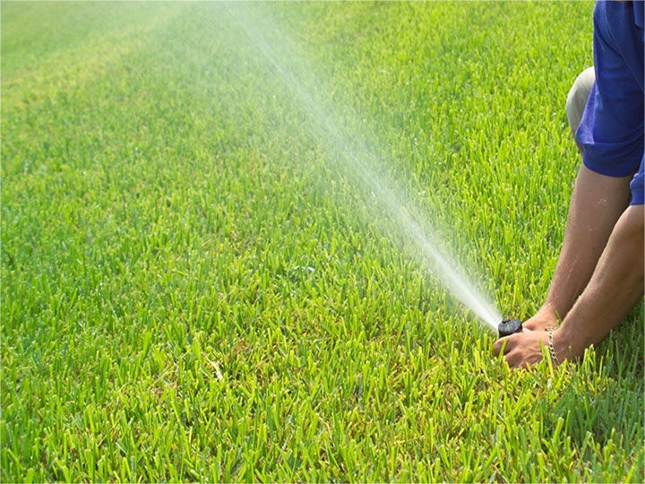 Sprinkler Repair And System Maintenace All Year Fernandina